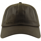 Product Image for Barbour Wax Sports Cap Green
